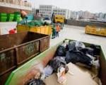 odpady, zberný dvor, obce, šrot, zhodnocovanie odpadov, legislatíva, odpadservis